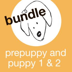 Prepuppy and Puppy 1 & 2